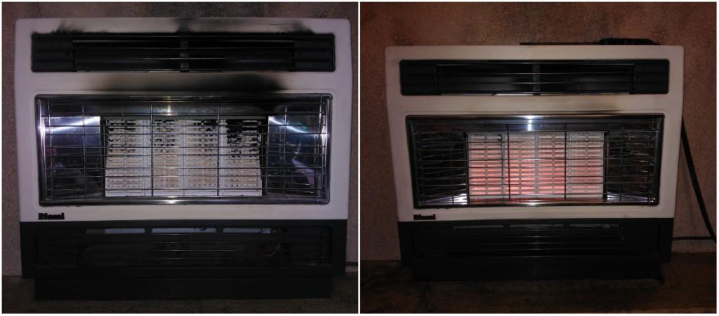 ABL Plumbing gas heater