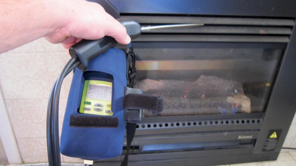 ABL Plumbing gas analysis